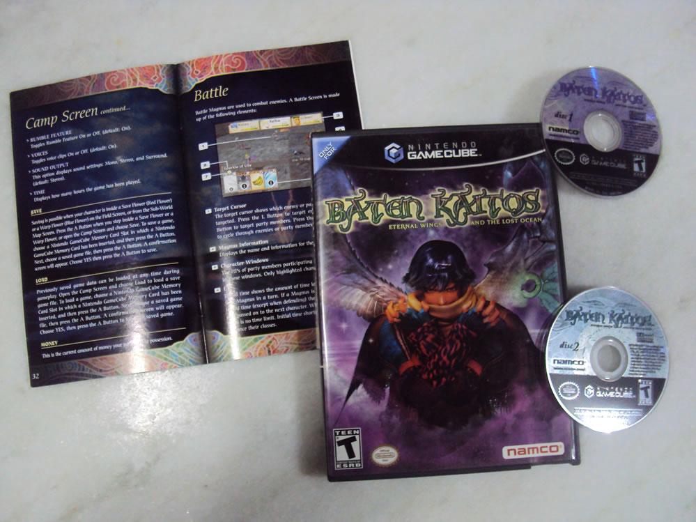 Baten Kaitos, Game Cube