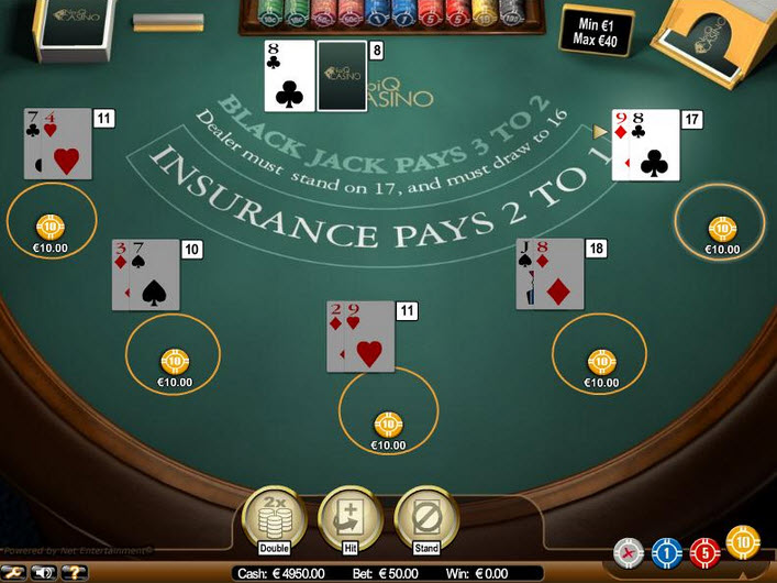Best video blackjack in vegas