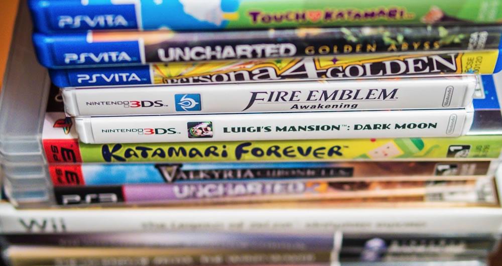 Desafio 12 jogos em um ano - Vida de Gamer